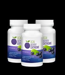 Acai Berry Extreme ir oriģināls uztura bagātinātājs, kas īsā laikā palīdzēs atbrīvoties no nevajadzīgiem kilogramiem!