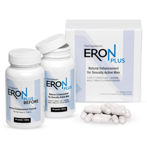ERON PLUS is an unconventional and innovative supplement that will transform