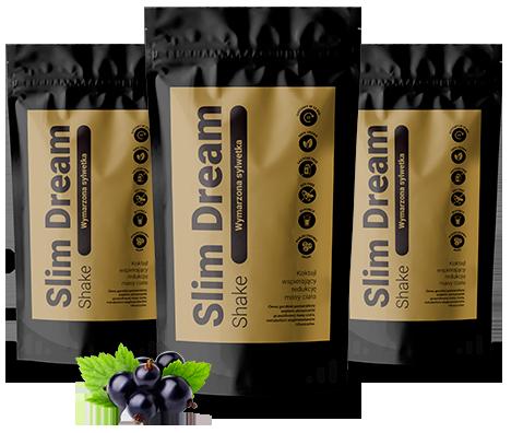 Slim Dream Shake to zdrowy oraz skuteczny suplement diety, który owocnie zasili mechanizm odchudzania!