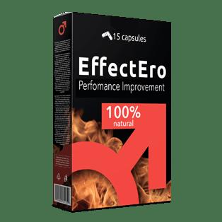 EffectEro (15 kapselia) on moderni ja toimiva ratkaisu, joka saa sinut tulemaan seksuaalinen lemmikki, joka tyydyttää kaikkia naisia!