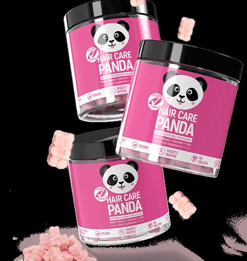 Догляд за волоссям Panda – це сучасні гумки, які захищають волосся та покращують його стан!